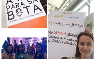 Ako Para Sa Bata: The International Conference in Manila