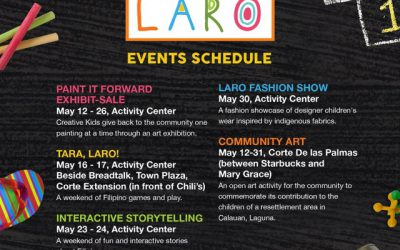 LARO Launches on May 12th!
